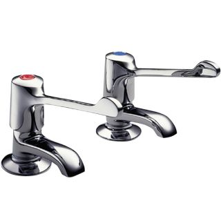 Extended Lever - 2159 Basin Tap Pair
