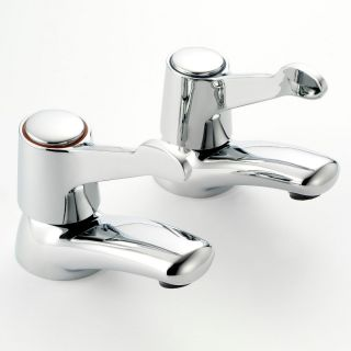 QT - Basin Tap Pair