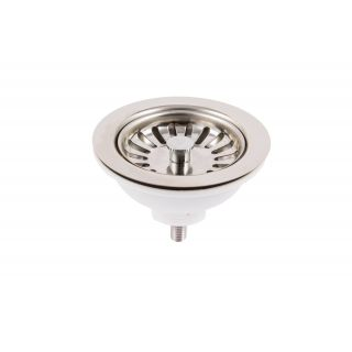 Sink Wastes - Basket Strainer Waste S/S Grid