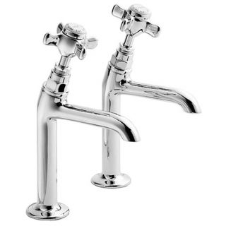Sequel - High Neck Kitchen Tap Pair
