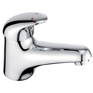 Haze - Water Saving Basin Mixer including Click Waste