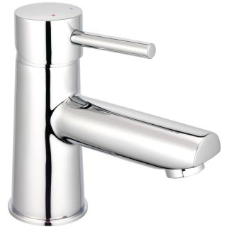 Ebro - Mono Basin Mixer including Flip-up Waste