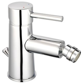 Ebro - Mono Bidet Mixer including Pop-up Waste