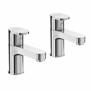 Strata Blade - Bath Tap Pair