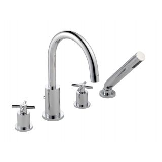 Xia - Bath Shower Mixer with Shower Kit