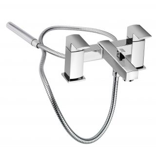 Manta - Bath Shower Mixer with Shower Kit