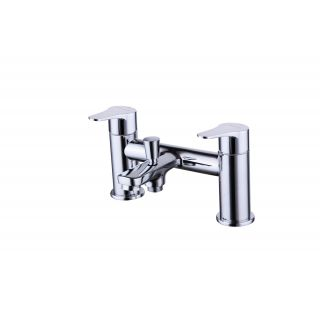 Start Urban - Bath Shower Mixer with Shower Kit