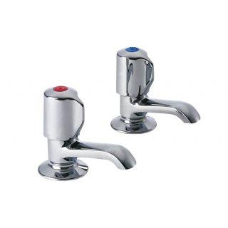 Snub Lever - 2159 Bath Tap Hot